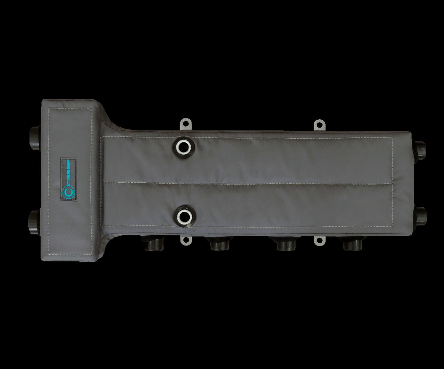 Теплоизоляция, теплоизоляционный чехол для гидрообвязки Север М2+1