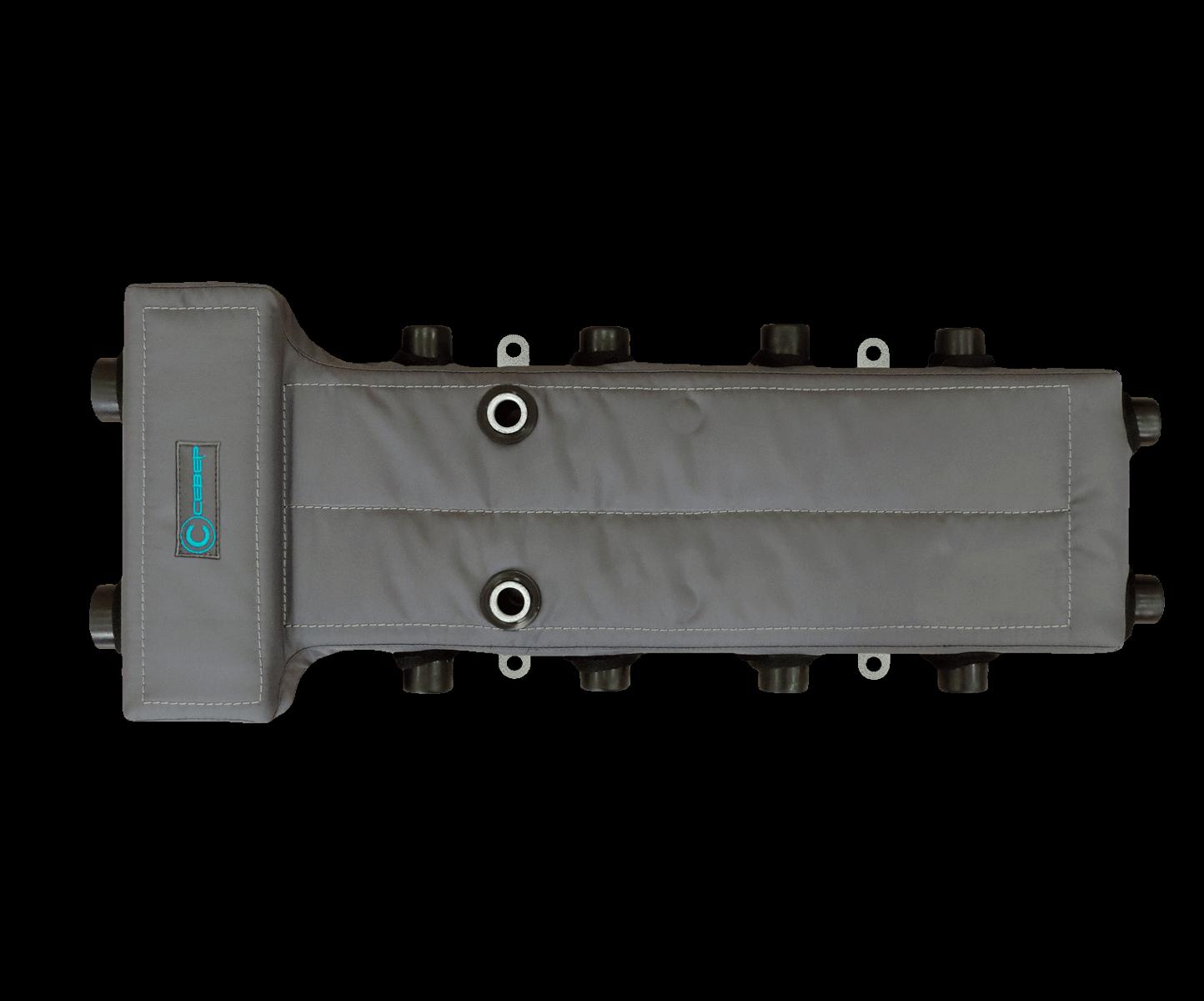 Теплоизоляция, теплоизоляционный чехол для гидрообвязки Север М5