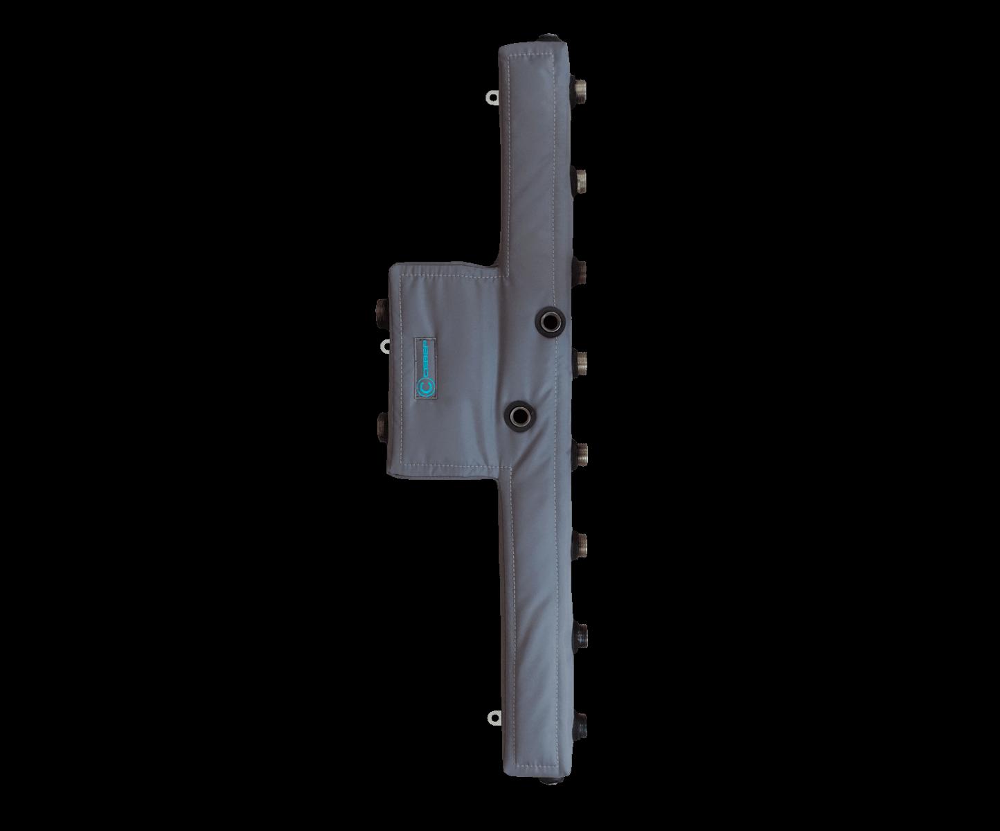 Теплоизоляция, теплоизоляционный чехол для гидрообвязки Север V4