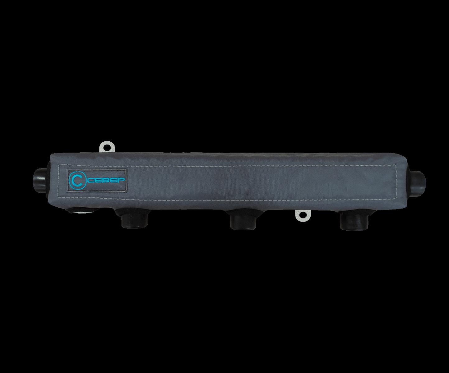 Теплоизоляция, теплоизоляционный чехол для гидрообвязки Север К3
