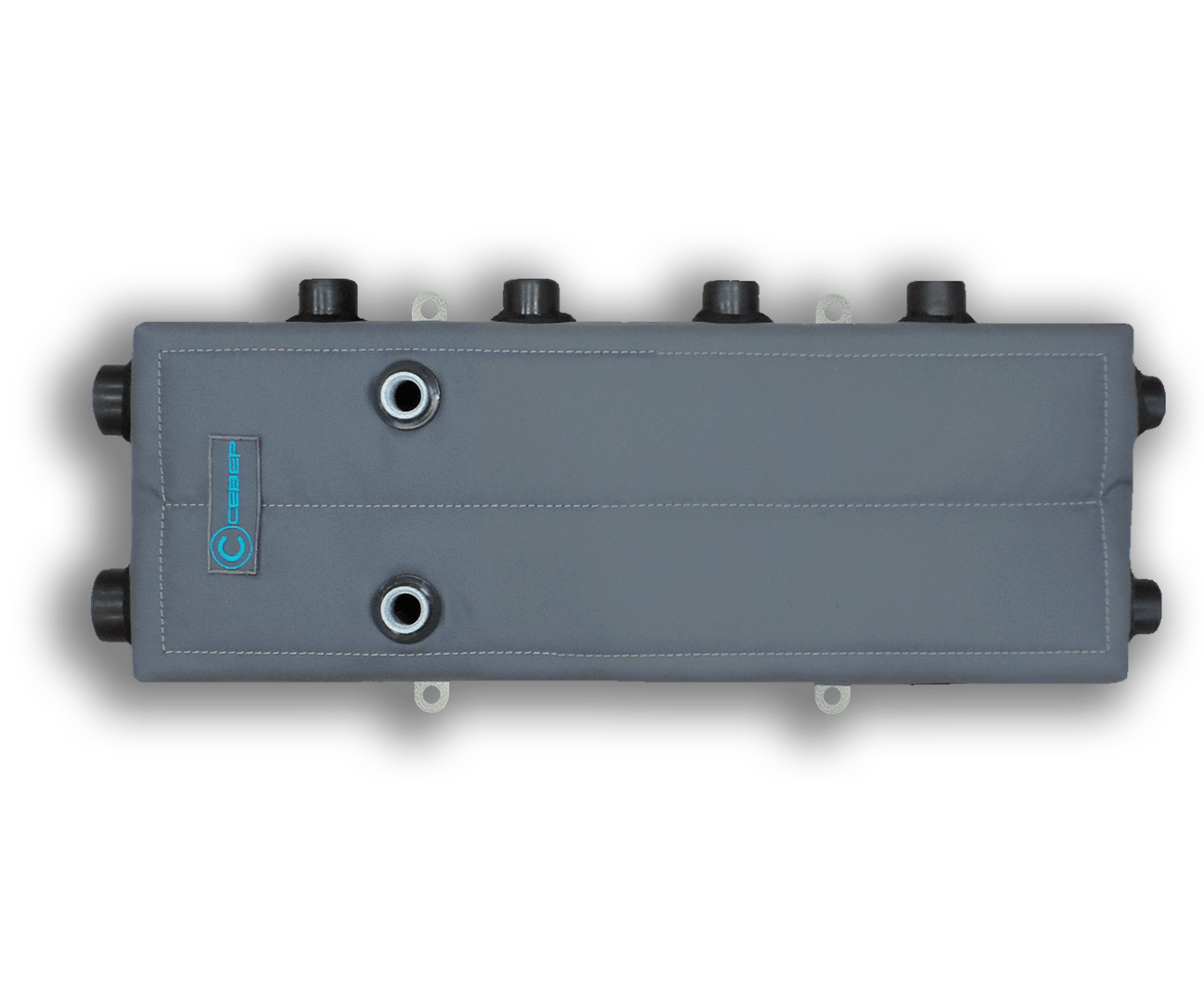 Теплоизоляция, теплоизоляционный чехол для гидрообвязки Север КМ2+1