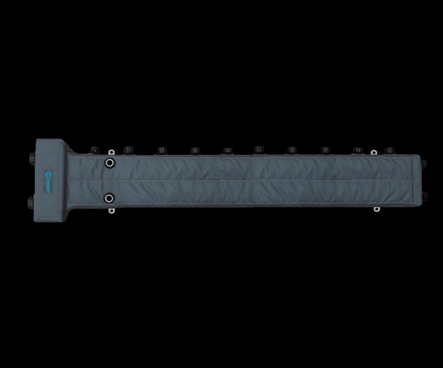 Теплоизоляция, теплоизоляционный чехол для гидрообвязки Север М6