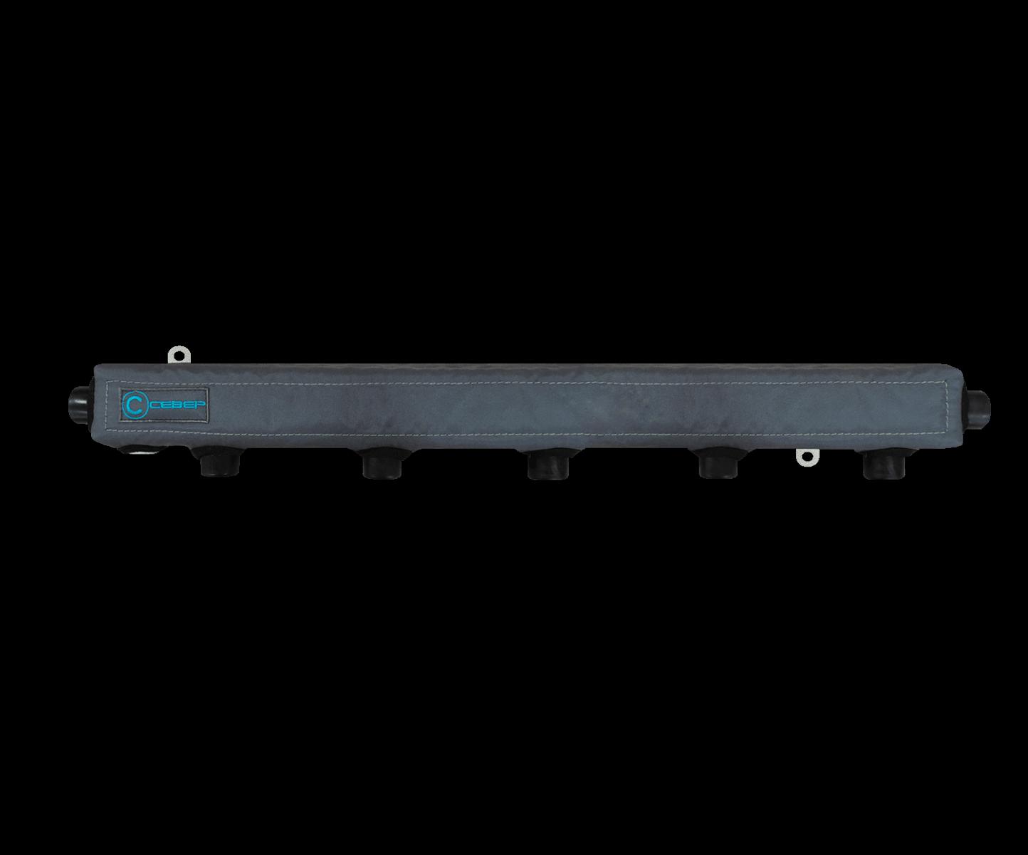 Теплоизоляция, теплоизоляционный чехол для гидрообвязки Север К5