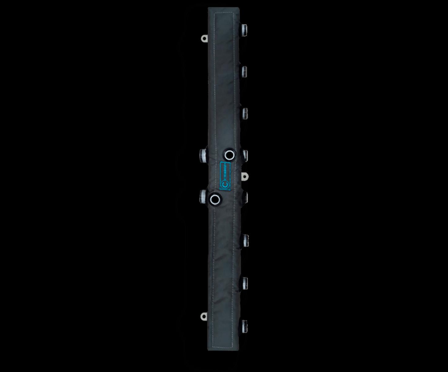 Теплоизоляция, теплоизоляционный чехол для гидрообвязки Север-КV4