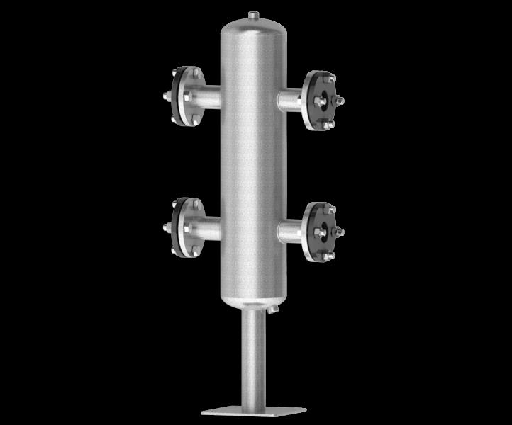 Гидрострелка универсальная Север 160