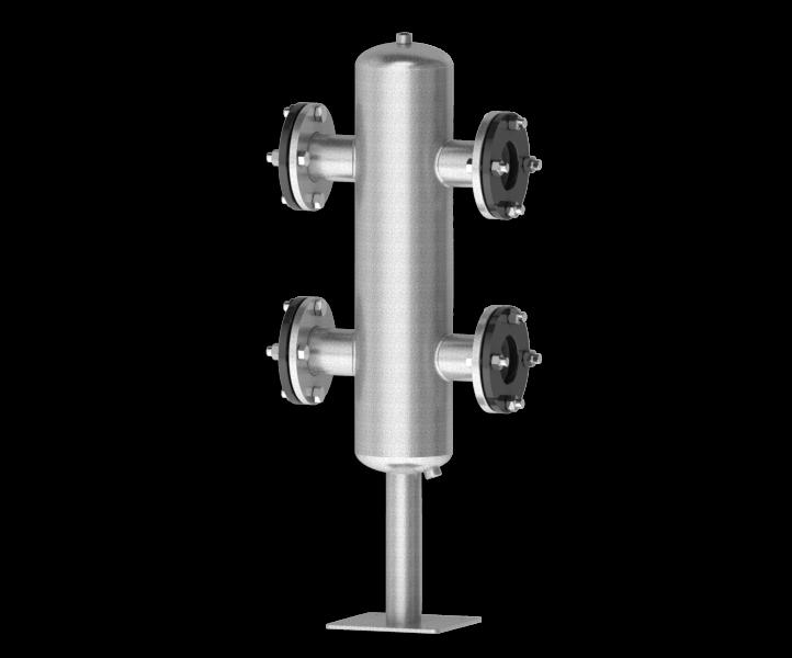 Гидрострелка универсальная Север 160+