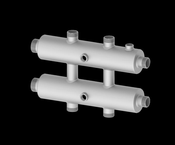 Коллектор универсальный Север R-КМ3 (Aisi)