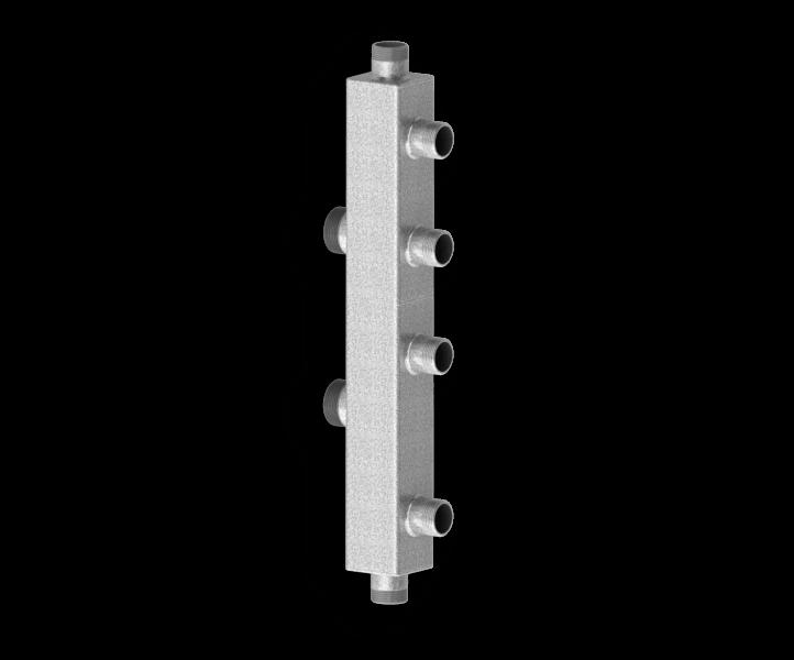 Каскадный узел вертикального типа Север KUV