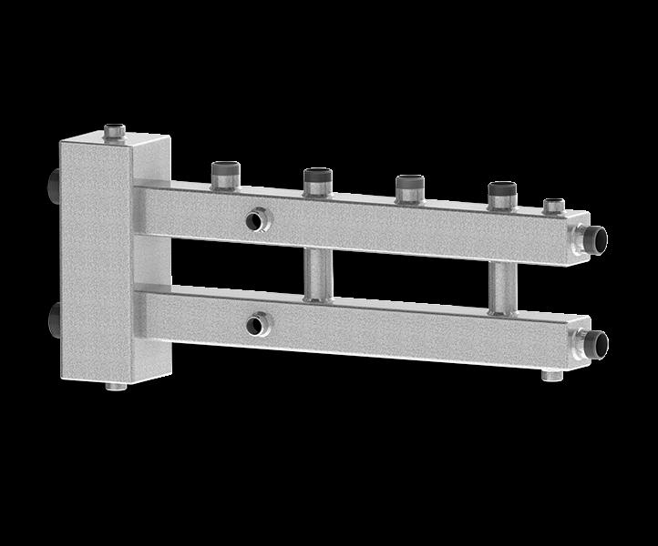 Гидрострелка совмещенная коллектором Север М2+1