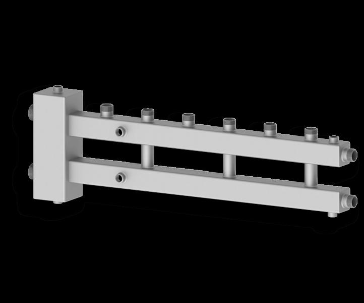 Гидрострелка совмещенная с коллектором Север М4 (Aisi)