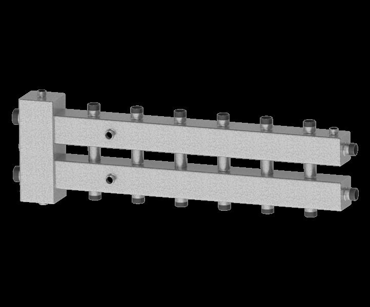 Гидрострелка совмещенная с коллектором Север М7