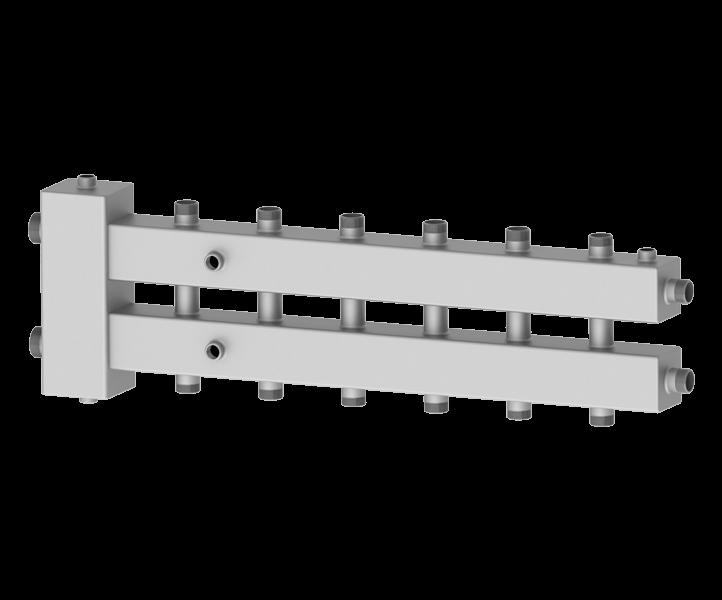 Гидрострелка совмещенная с коллектором Север М7 (Aisi)
