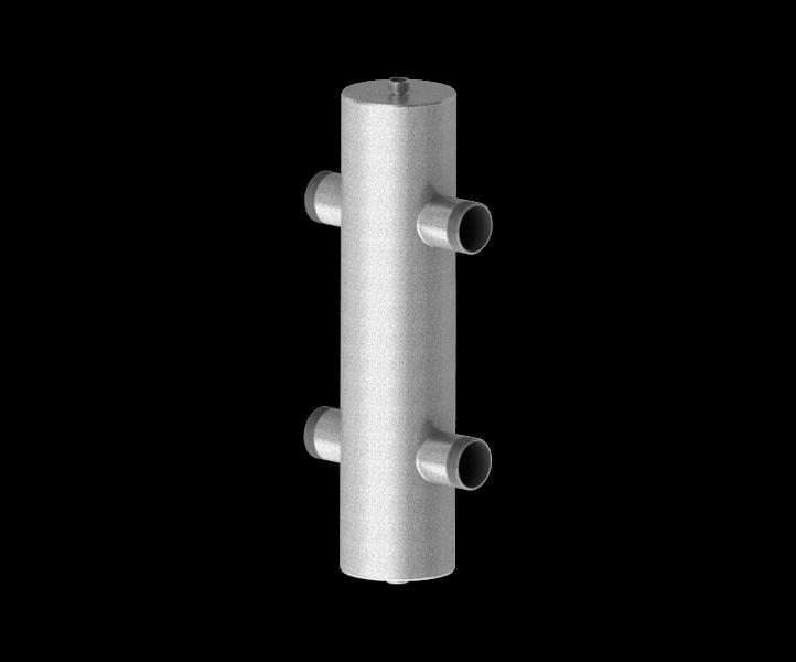 Гидрострелка Север R-140