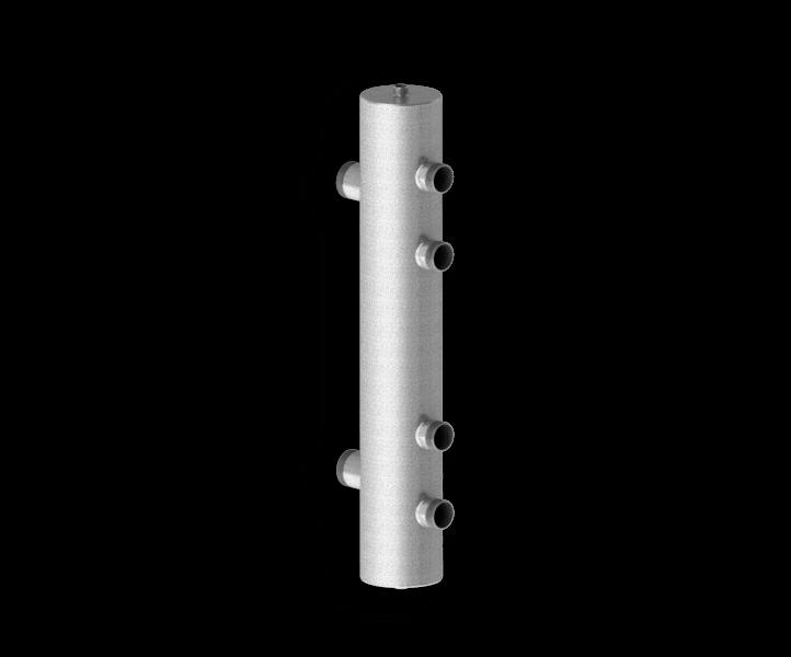 Гидрострелка Север R-140К2