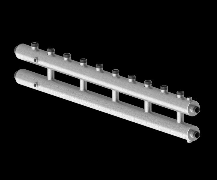 Коллектор универсальный Север R-КМ6