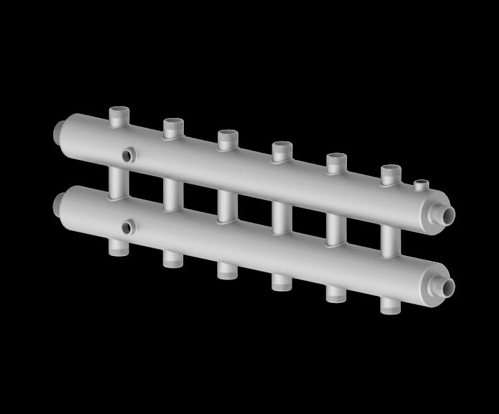 Коллектор универсальный Север R-КМ7 (Aisi)