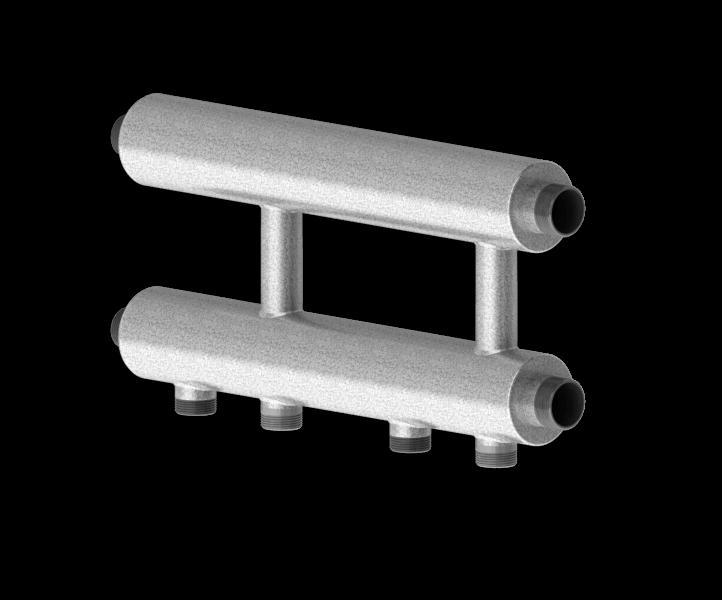 Каскадный узел горизонтального типа Север R KUG