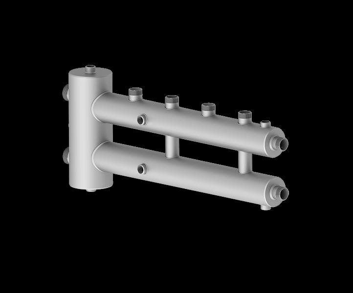 Гидрострелка совмещенная с коллектором Север R-М2+1 (Aisi)