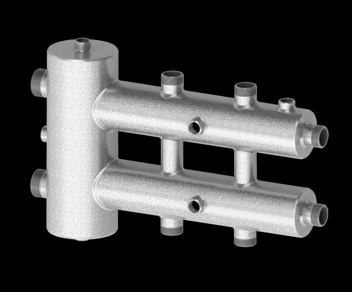 Гидрострелка совмещенная с коллектором Север R-М3