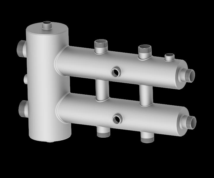 Гидрострелка совмещенная с коллектором Север R-М3 (Aisi)