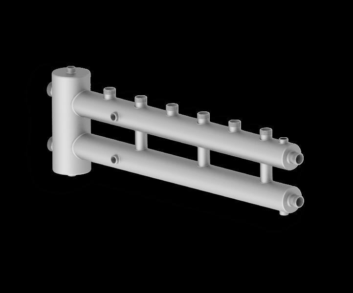 Гидрострелка совмещенная с коллектором Север R-М4 (Aisi)