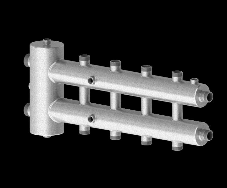Гидрострелка совмещенная с коллектором Север R-М5