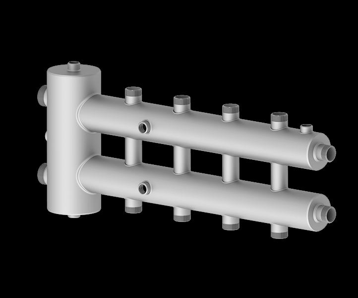 Гидрострелка совмещенная с коллектором Север R-М5 (Aisi)