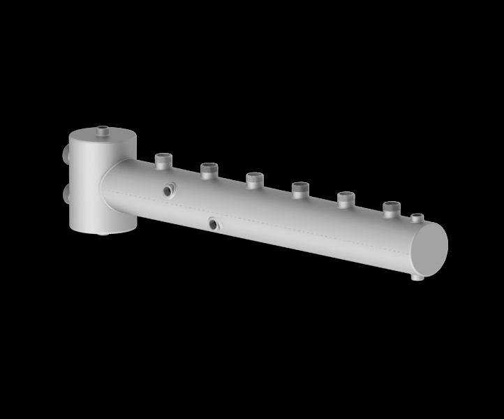 Гидрострелка совмещенная с коллектором Север R-Т3 (Aisi)