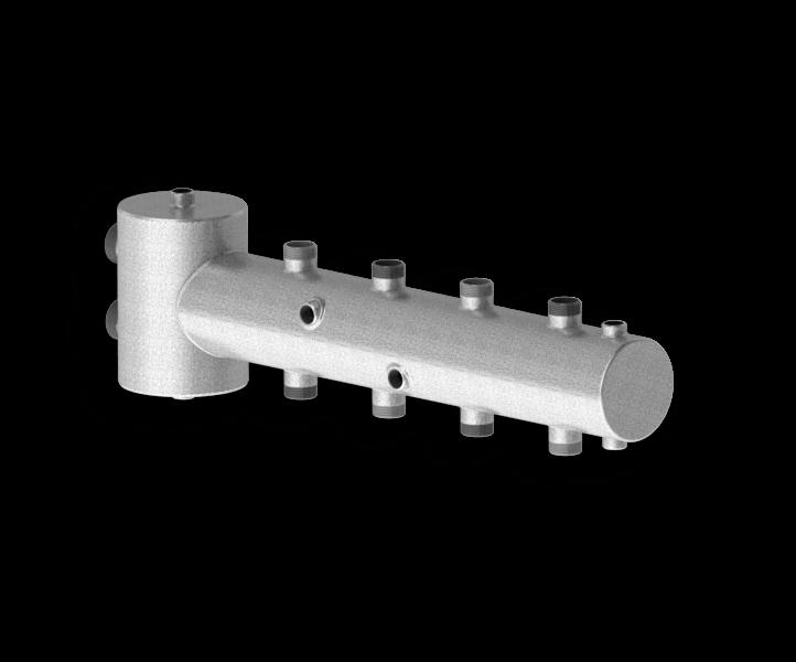Гидрострелка совмещенная с коллектором Север R-Т4