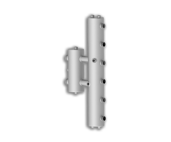 Гидрострелка совмещенная с коллектором Север R-V3 (Aisi)