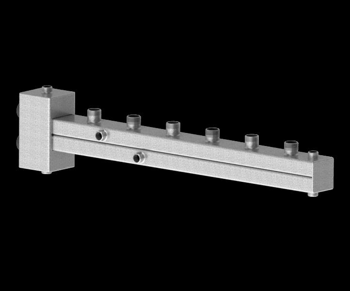 Гидрострелка совмещенная с коллектором Север Т3
