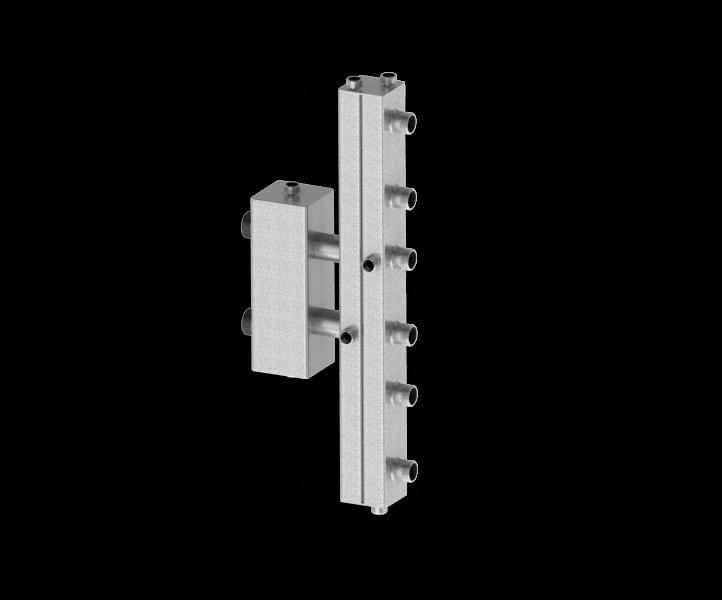 Гидрострелка совмещенная с коллектором Север V3