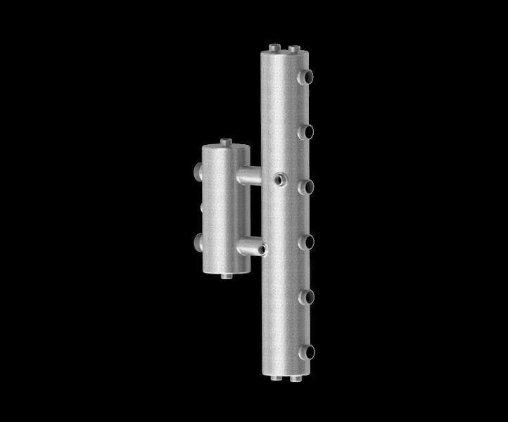 Гидрострелка совмещенная с коллектором Север R-V3