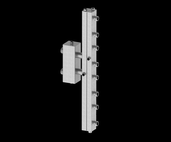 Гидрострелка совмещенная с коллектором Север V4
