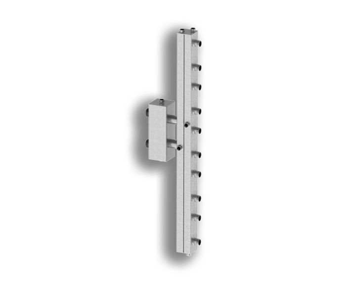 Гидрострелка совмещенная с коллектором Север V5