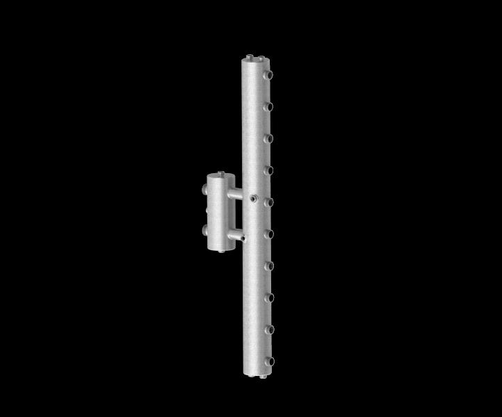 Гидрострелка совмещенная с коллектором Север R-V5