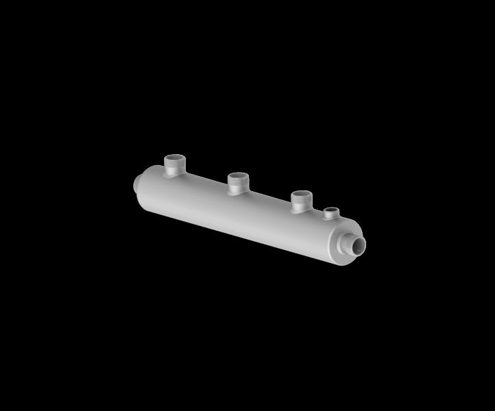 Коллектор универсальный Север R-К3 (Aisi)