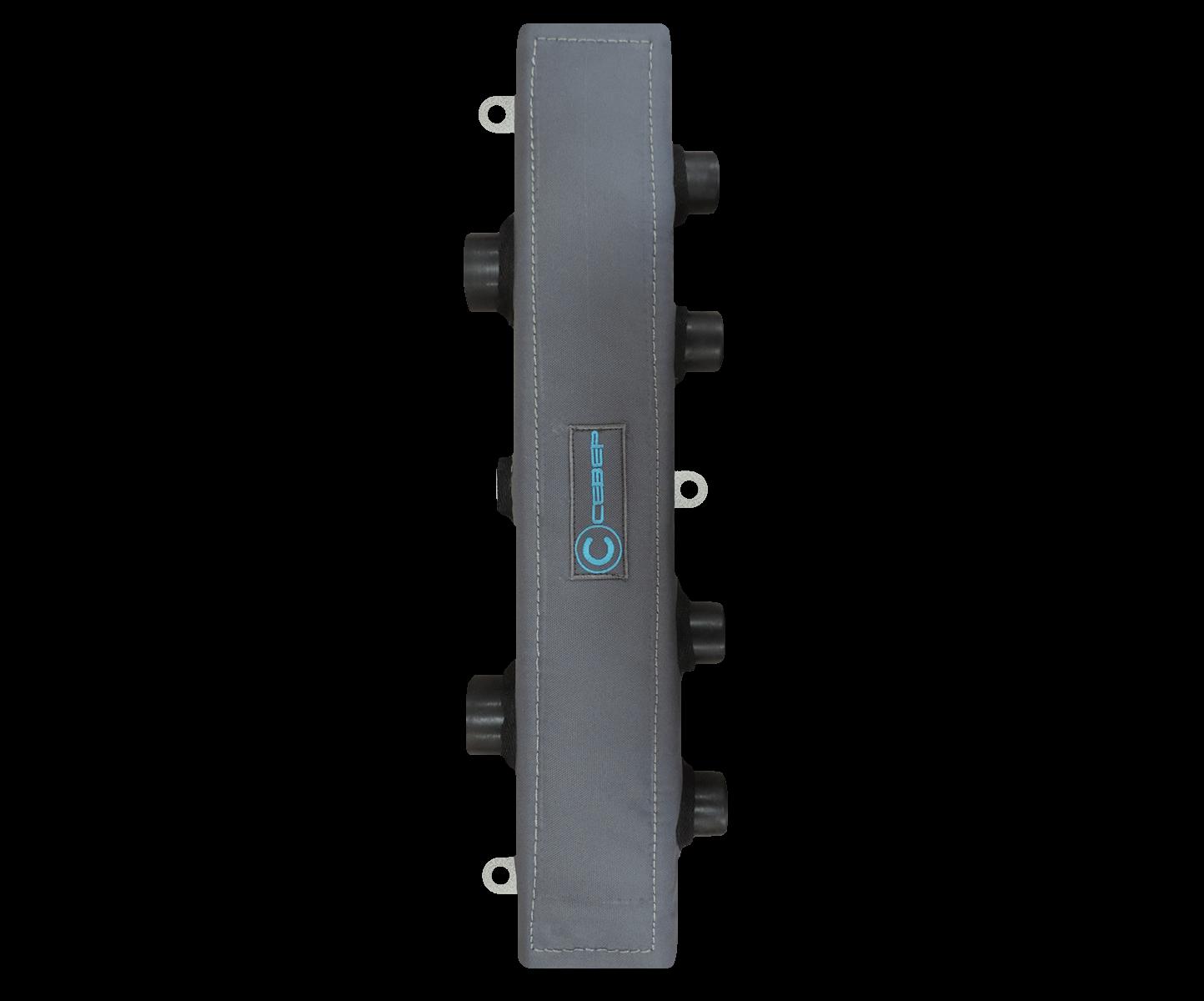 Теплоизоляция, теплоизоляционный чехол для гидрообвязки Север 60К2