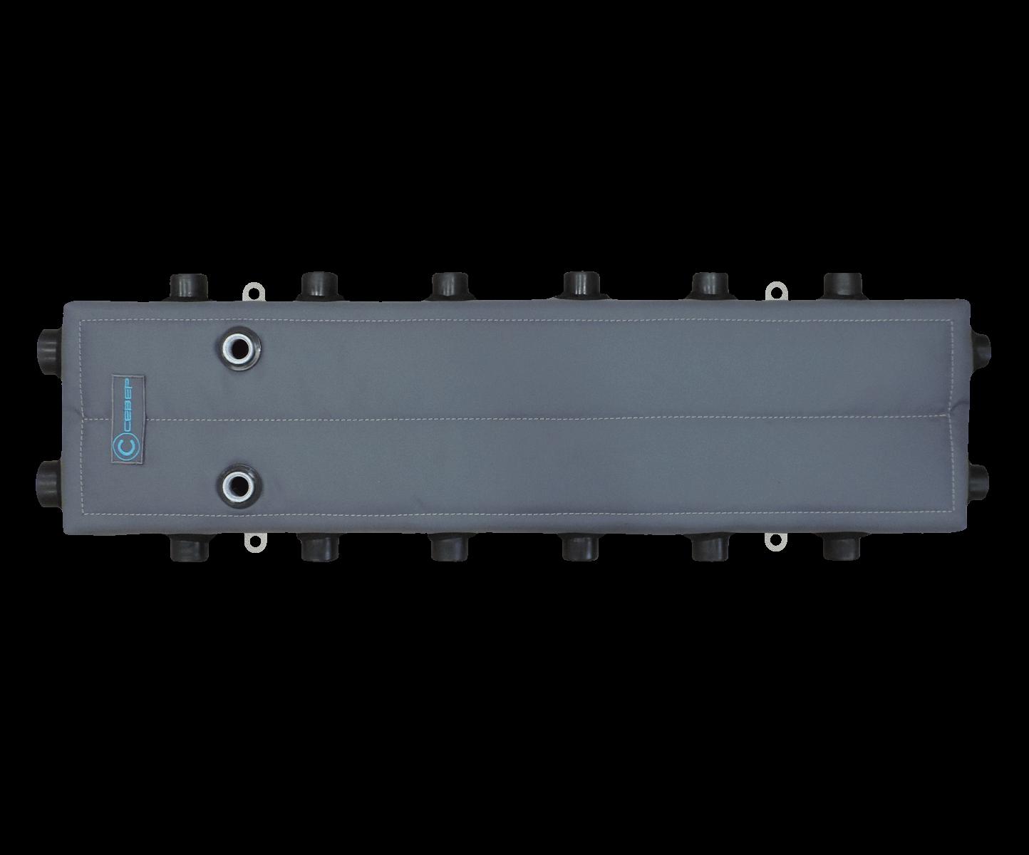 Теплоизоляция, теплоизоляционный чехол для гидрообвязки Север КМ7
