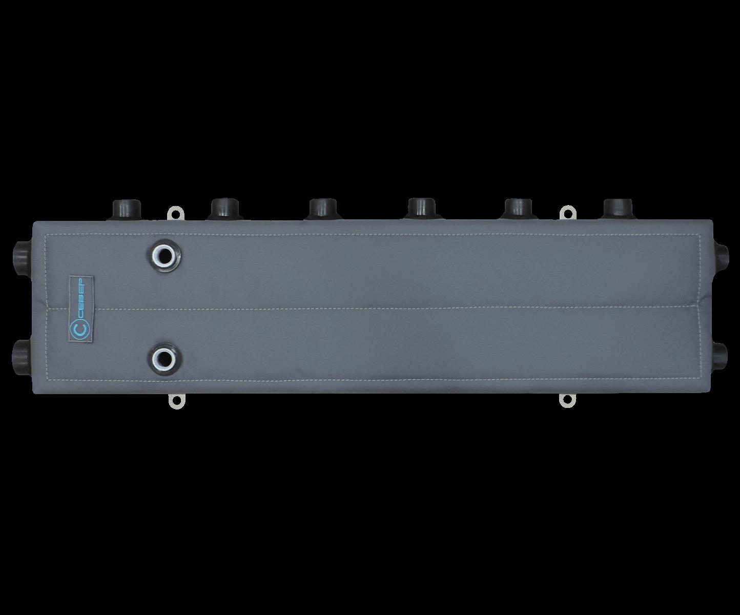 Теплоизоляция, теплоизоляционный чехол для гидрообвязки Север КМ4