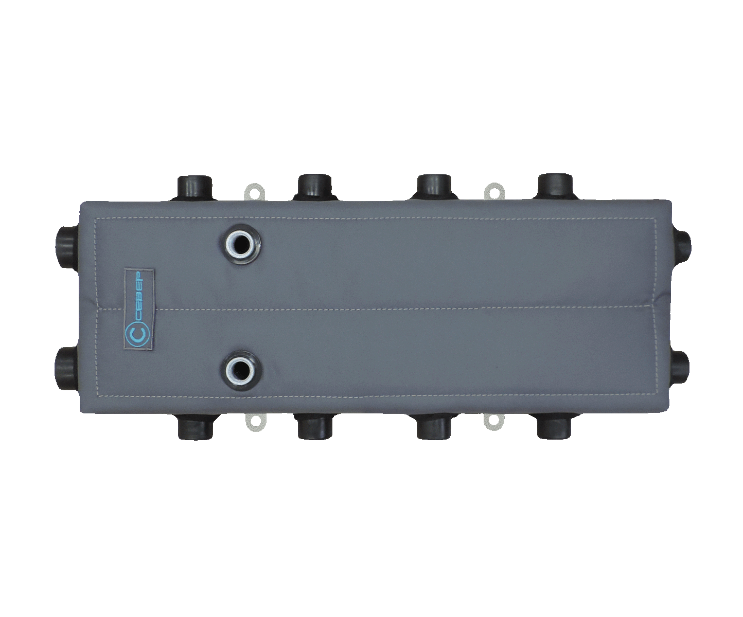 Теплоизоляция, теплоизоляционный чехол для гидрообвязки Север КМ5