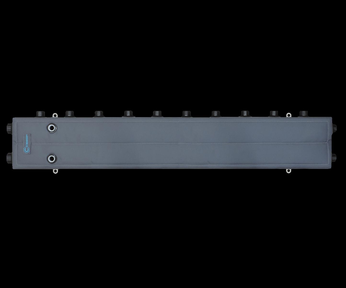 Теплоизоляция, теплоизоляционный чехол для гидрообвязки Север КМ6