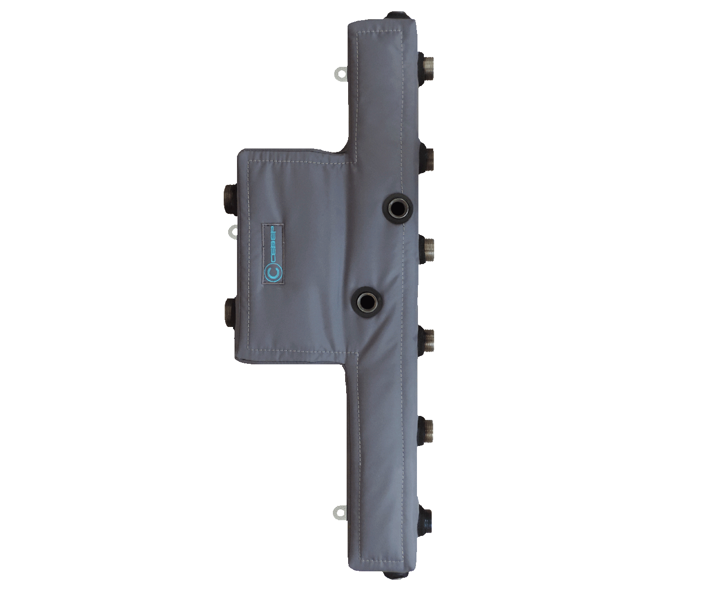 Теплоизоляция, теплоизоляционный чехол для гидрообвязки Север V3