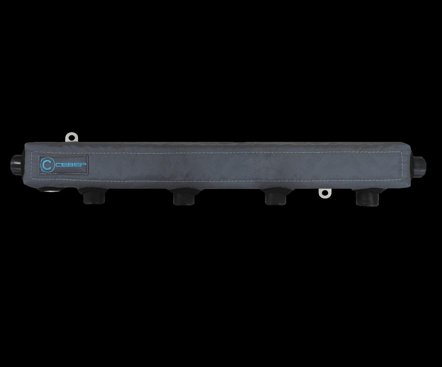 Теплоизоляция, теплоизоляционный чехол для гидрообвязки Север К4