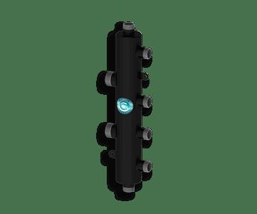 Гидрострелка Гидроразделитель Каскадный узел вертикального типа Север R KUV