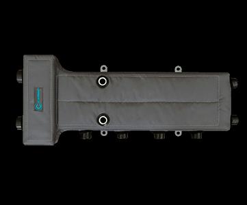 Гидрострелка Гидроразделитель Теплоизоляционный чехол Север М2+1