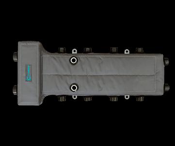 Гидрострелка Гидроразделитель Теплоизоляционный чехол Север М5
