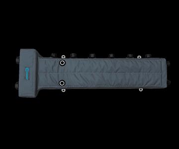 Гидрострелка Гидроразделитель Теплоизоляционный чехол Север М4