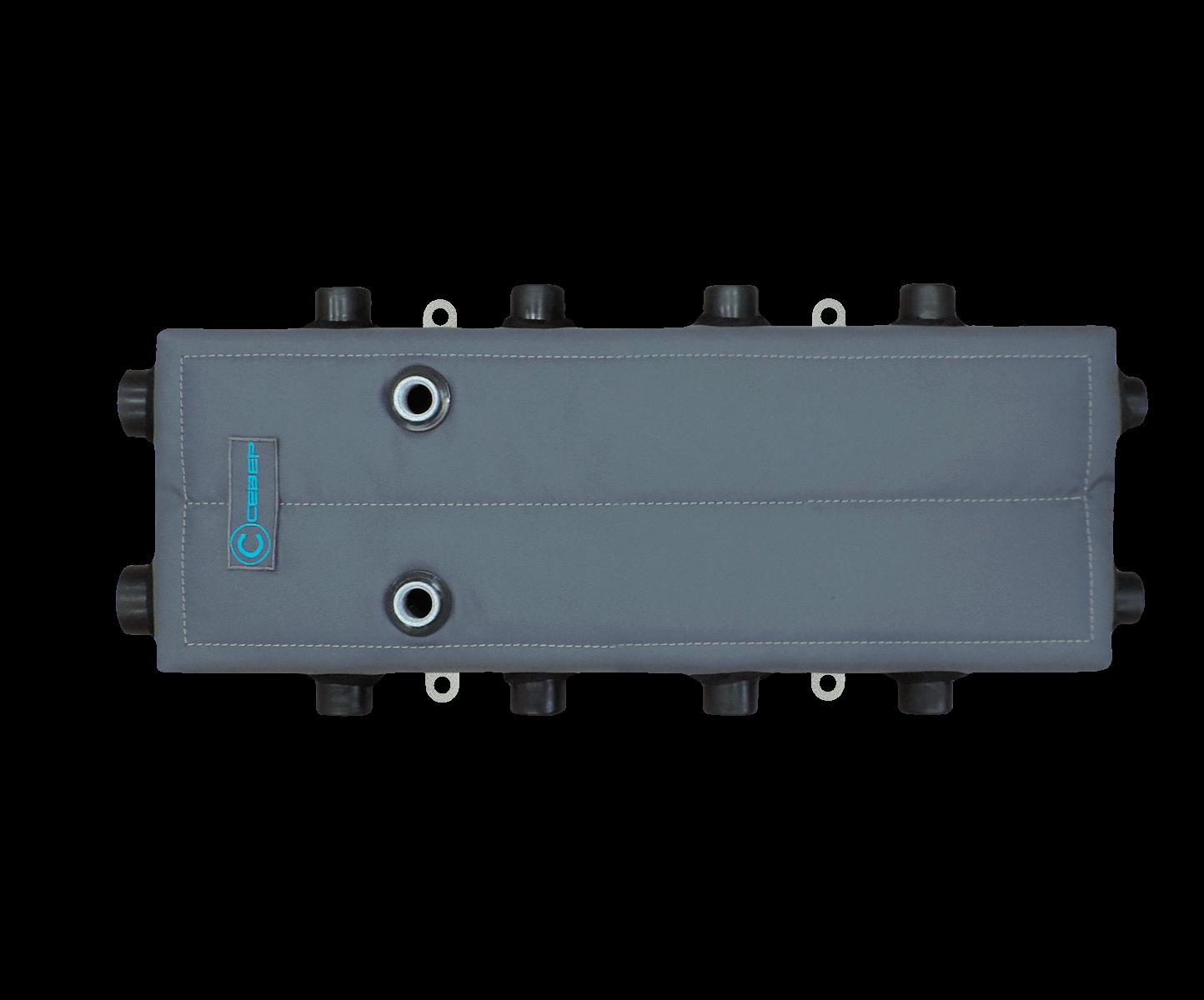 Гидрострелка Гидроразделитель Теплоизоляционный чехол Север КМ5