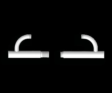 Гидрострелка Гидроразделитель Основание для сборки <br> байпасного узла (сталь 09Г2С)